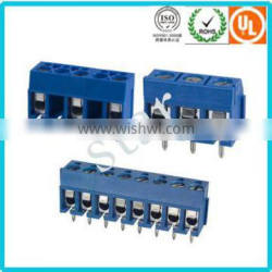 5.08mm Plugable Male Female Screwed PCB Terminal Block Connector