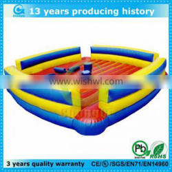 new exciting inflatable gladiator arena for fun