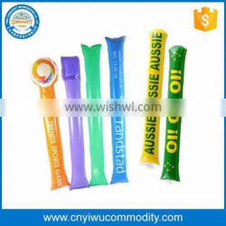 Best Sell Top Quality Logo Printing Inflatable Clapper Stick