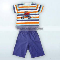 2016 Wholesale boys Clothing newborn baby clothes baby suit