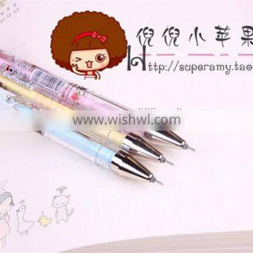 South Korea stationery wholesale crystal dragonfly style neutral pen lovely pen sell lots of neutral pen PN6402