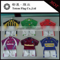 Factory wholesale low price mini shirt with printing logo