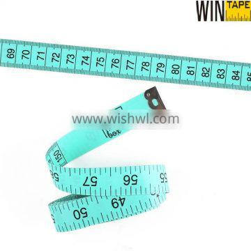 2015 famous products made in china PVC soft printable tailor tape measure