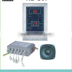 sowo ultrastrong infrared sauna house controller