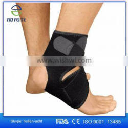 2016 High Quality Breathable Neoprene Ankle Support For Athletics
