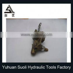 High quality Type TPCA Three Phase Single Position Cutout/Arrester With Fiberglass rod Hot Line Clamp