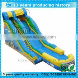 commercial giant inflatable slide for kids and adults