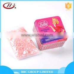 BBC Along Came Betty Gift Sets OEM 011 Professional manufacture natural pink body care spa bath salts crystal