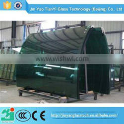 china tempered fire rated glass