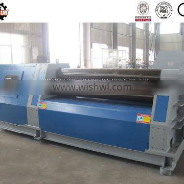 HOSTON asymmetrical plate rolling machine W11F series,used metal roof panel roll forming machine