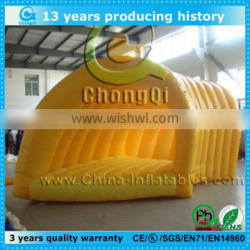 New inflatable tent with inflatable mattress for sale