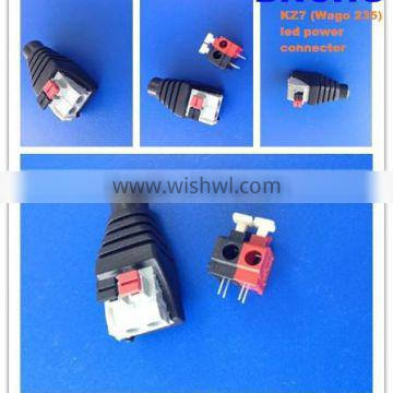 hot fast connect lamp wire terminal blocks
