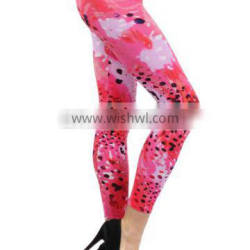 Women's Designed 3D Print Full length sublimation Stretch Sexy yoga pants