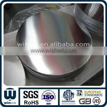 The lowest price 1000 series aluminum circle sheet