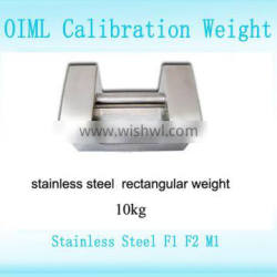 M1 5kg OIML digital scale calibrated weights Digital Pocket Scale Balance calibration weight