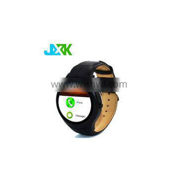 Factory Price High quality Heart rate monitor smart watch JXK-D5 With Dual Bluetooth