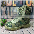 Wholesale camouflage oxford cloth army men military tactical boots