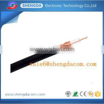 various RG6 RG11 RG58 RG59 RG174 LMR400 coaxial cable / high performance antenna cable for communication