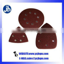 rust removal abrasive disc