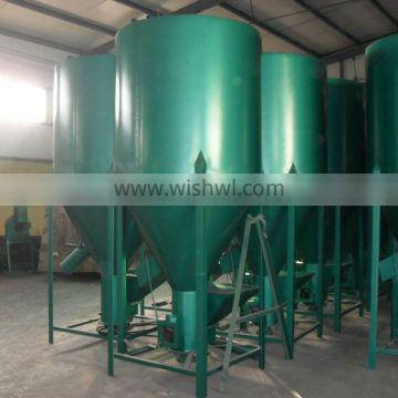 Vertical Animal feedstuff grinding and mixing machine (suction type) grinder and mixer