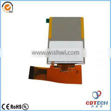3.2 inch touch screen LCD Display with touch panel S032WQ04-CTP