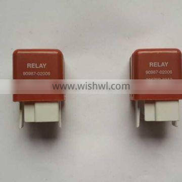 Relay for TOYOTA OEM# 90987-02006