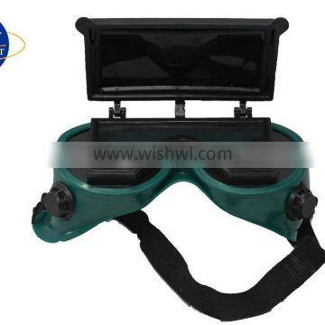 Dark green goggles for good quality and factory price