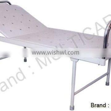 Hospital Semi Fowler Bed (SS Bows with laminated Panel)