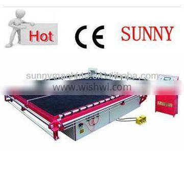 cnc cutting table for glass and mirror, cnc cutting glass and mirror