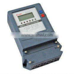 Three phase Muti-function Active and Reactive KWH Meter DTSF997