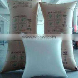 Container reusable dunnage cargo air bag
