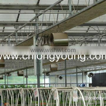 PC Greenhouse for Agricultural(ISO9001:2008)