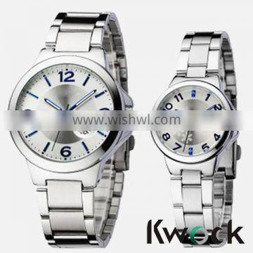 Hot product for Chinese valentine's day, couple watches made in alloy