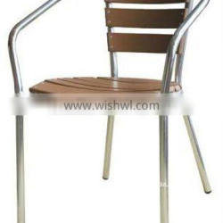 Plastic chair garden furniture rattan dining table and chair
