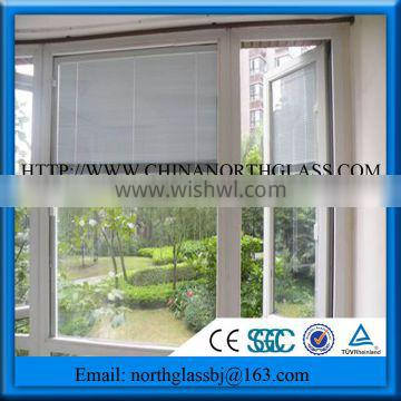 Window Shades Between Hollow Glass Double Glazing
