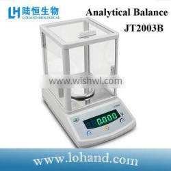 high precision balance JT2003B with low cost