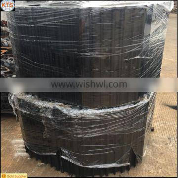 PC350LC-8 PC210LC-8 320DL track groups track shoe assey track shoe assembly with standard track shoe