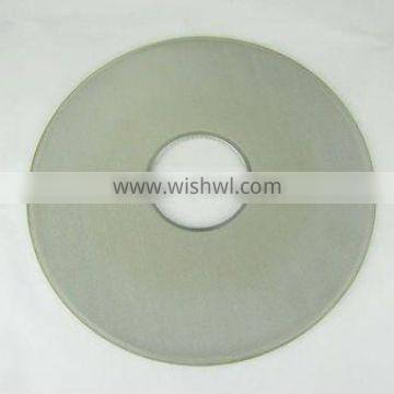 10 micron sintered stainless mesh