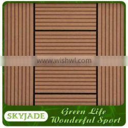 Eco-Friendly Wpc Flooring / Synthetic Board