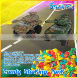 Tank Toy Candy