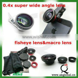 universal smart phone lens/camera lens for galaxy note 3