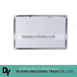 School teaching double-sided magnetic white board