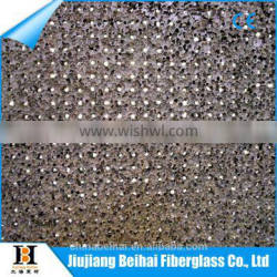 High performance Aluminum foam panel with punched holes