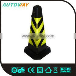 cheapest reflective rubber traffic safety cone