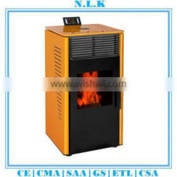 Eco-friendly Good quality wood pellet stove independent fireplace CE certificate fireplace cheap True fire fireplace