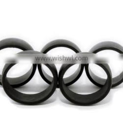 Wholesale Promotion Giveaways Cheap Custom Silicone Wedding Ring Made In China