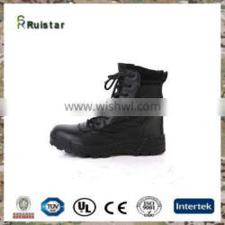 best quality police swat tactical boots style