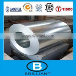 competitive price of Hot zinc coated Steel Coils 600mm