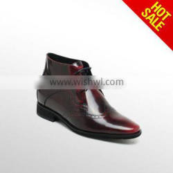 popular casual red bottom wedges lift shoes