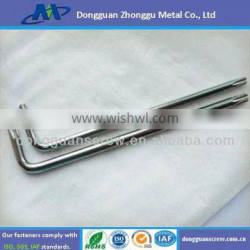 Manufacture high quality steel nickel plated ring spanner